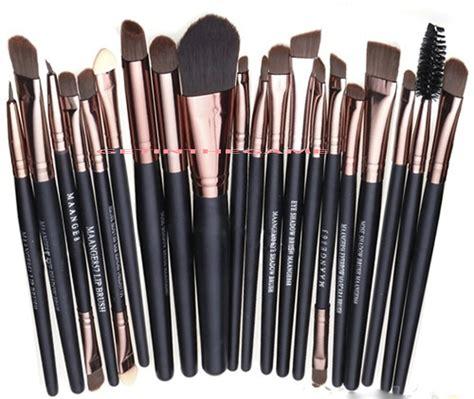 makeup brushes 20pcs makeup brushes kit set powder foundation eyeshadow