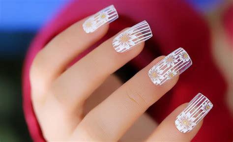 imagenes de uñas decoradas transparentes la universidad de las u 241 as en acr 205 lico y gel las famosas