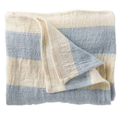 light blue throw blanket kids blankets light blue grey striped throw blanket the