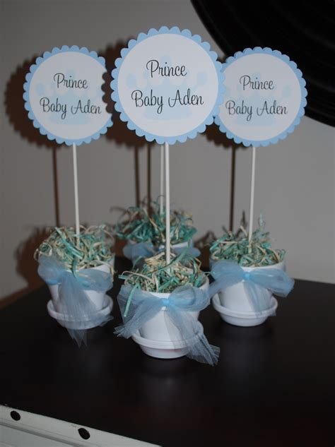 table centerpieces for baby shower baby shower ideas on baby showers baby showers and baby shower table decorations