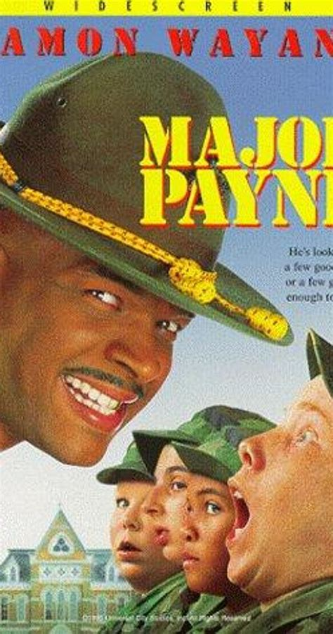 payen imdb major payne 1995 imdb