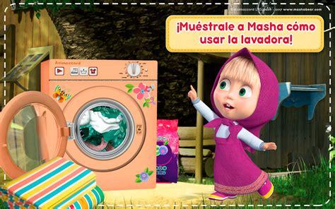 giochi di pulire le masha e orso giochi di pulire casa per ragazze app