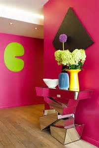 bright paint color ideas for a family home decor in russia