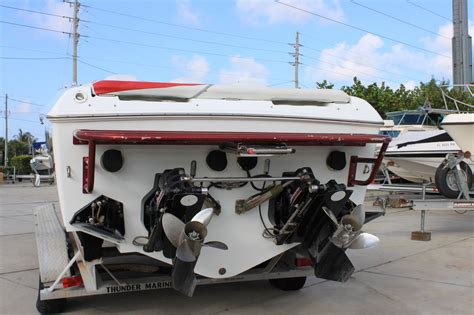 twin engine baja boats for sale 33 baja outlaw sst with twin 502 s boat for sale from usa
