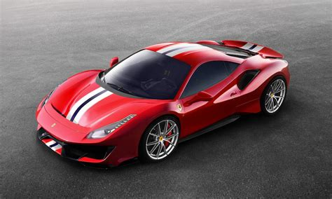 Maranello Italy this is the pista r 233 sistance of ferrari s 488 lineup