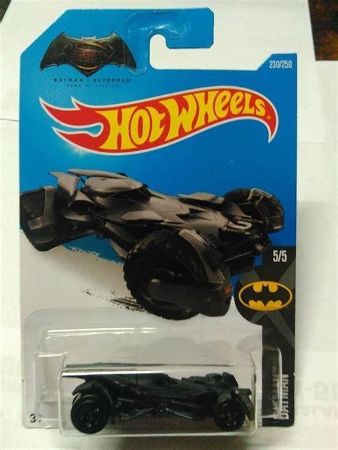 Wheels Hotwheels Batmobile Batman Vs Superman wheels batman batimovil batmobile vs superman 2016