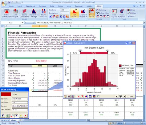 Spreadsheet Risk by Risk Risk Analysis Software Using Monte Carlo Simulation