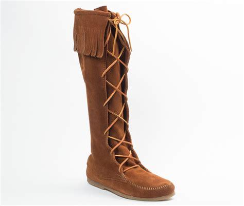 mens knee high moccasin boots mens knee high moccasin boots 28 images footskins mens