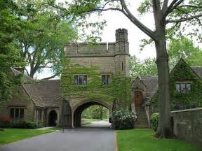 Edsel Ford Estate Edsel And Eleanor Ford House Grosse Pointe Michigan