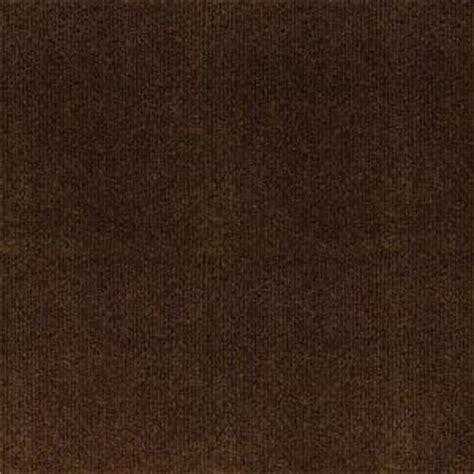 trafficmaster ribbed brown texture      carpet