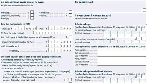 Formulaire Credit Impot Formation Dirigeant 2016 D 233 Claration 2017 De Revenus Les Cases Et Calculs Que Les Imp 244 Ts Ne Remplissent Pas