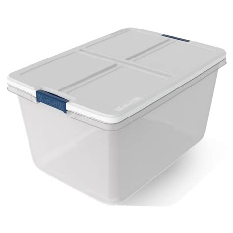 tall plastic storage bins with lids fascinating shop plastic storage totes at lowes extra