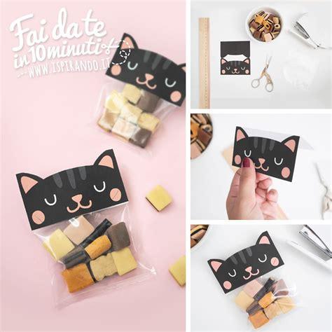 porta dolcetti per porta dolcetti di a forma di gatto ispirando