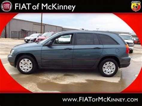 2006 chrysler pacifica vin 2a8gm68456r883078 autodetective com sell used 2006 chrysler pacifica base in 800 n central expressway mckinney texas united