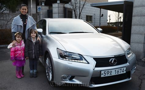 lexus gs a great family car