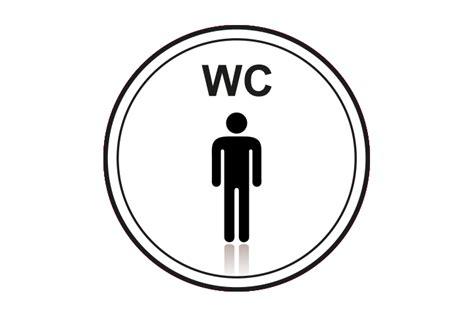 sticker dames heren toilet heren wc sticker online bestellen business stickers