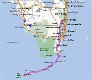 florida travel key west to coral springs science notes