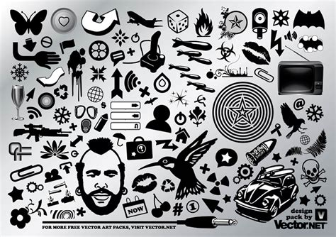 free vector graphic design vector icons pack download cool vector graphic set vector art graphics freevector com