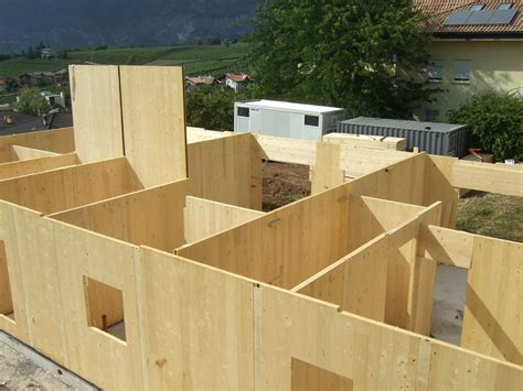 casa x lam tecnologie costruttive in legno