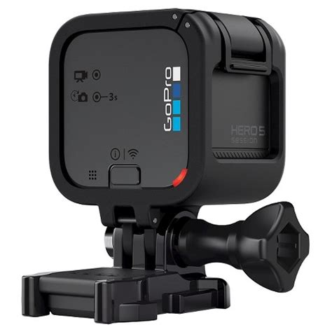 Gopro Hero5 Session gopro hero5 session target