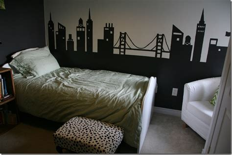 city themed bedroom skyline would love to do a city theme for either a play