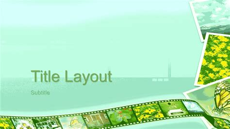 layout powerpoint jornal download photo journal design slides for microsoft office
