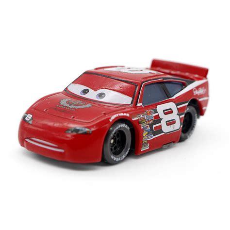 Cars Mini Racers No 5 Mater no 8 quot dale earnhard jr quot disney pixar cars diecast metal car 1 55 alloy