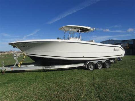 used boat parts galveston tx 2010 triton 301 center console galveston texas boats