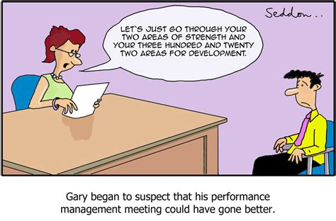 marks  performance reviews