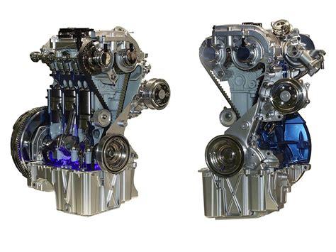 Ford Ecoboost Engines Upgraded Ford 1 0 Liter Ecoboost Engine Boasts 140