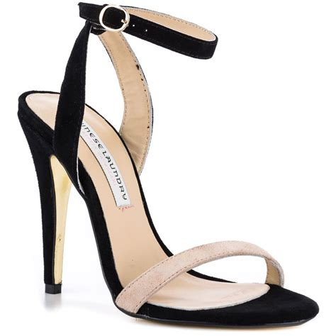 black ankle sandal heels black ankle stiletto sandals heels