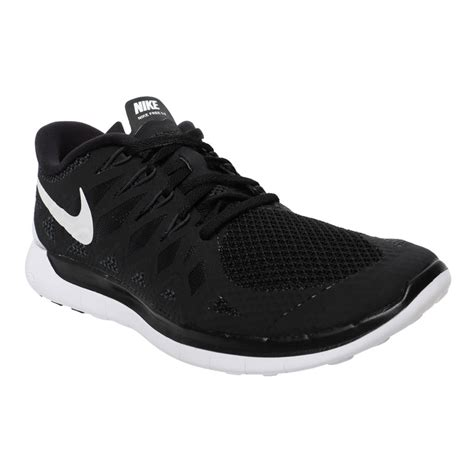 nike black and white running shoes nike flex run s shoes black white