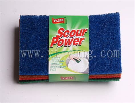 Scouring Pad sell scouring pad 3016 yiyang commodity factory