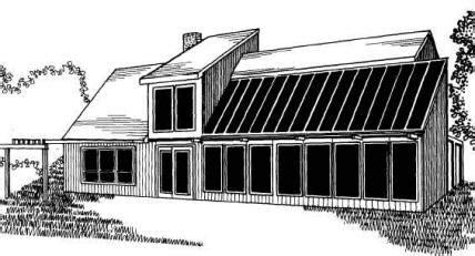 passive solar home design books passive solar home plans western section