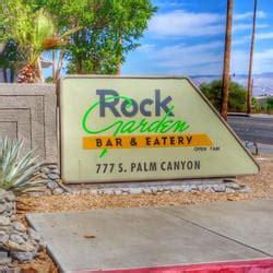 Rock Garden Cafe Palm Springs Rock Garden Bar Grill Closed 33 Photos 40 Reviews American New 777 S Palm