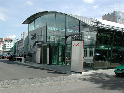 audi showroom audi showroom master design modules a b b structural