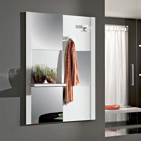 mobili ingresso con specchio micky mobile per ingresso con specchio e mensola comp