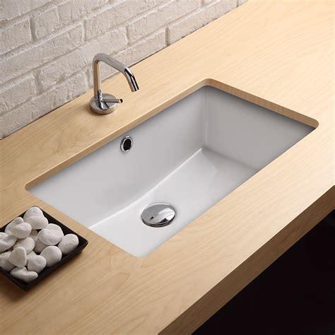 lavabo sottopiano 54x35 city