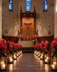 Wedding Decorations For The Church Ceremony Elegant Church Wedding Decoration Ideas Wedding Decor Theme