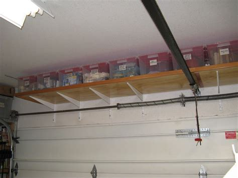 Over Garage Door Storage Ideas Pinteres Overhead Door Locations