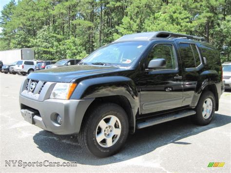 nissan xterra black 2006 nissan xterra s 4x4 in super black 558597
