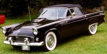 ford thunderbird generation