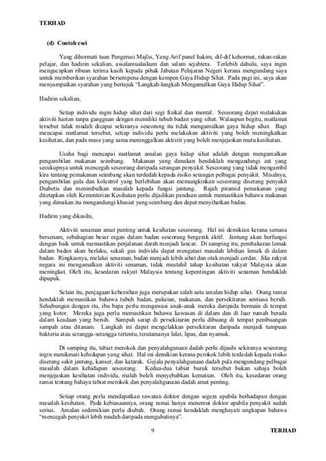 format penulisan berita upsr contoh karangan tidak berformat contoh 36