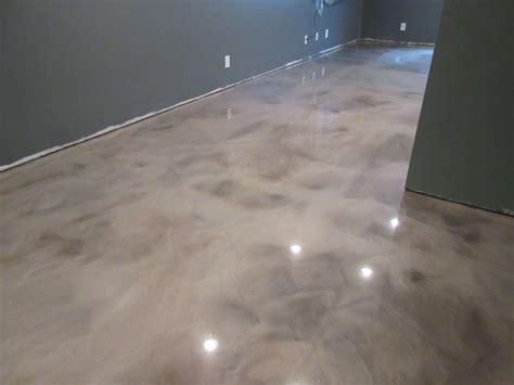 Metallic Epoxy Flooring   PCC Columbus, Ohio