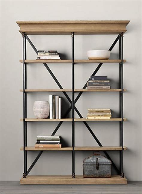 Design Ideas For Iron Bookcase 25 Best Ideas About Plumbing Pipe Furniture On Pinterest Pipe Furniture Pipe Shop And
