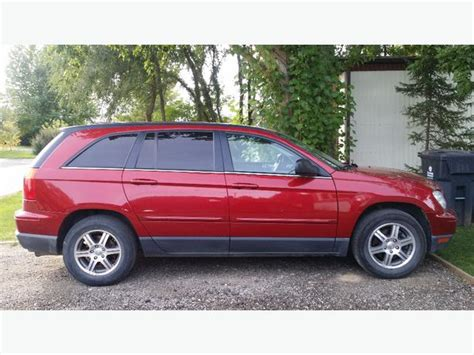 2008 chrysler pacifica touring for sale for sale 2008 chrysler pacifica touring sedan will