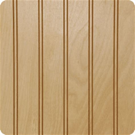 birch beadboard m n paneling and wainscot products
