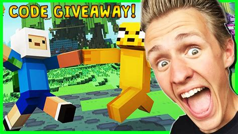 Minecraft Codes Giveaway - adventure time mash up pack minecraft xbox one code