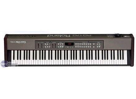 Keyboard Roland Rd 170 user reviews roland rd 170 audiofanzine