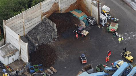 recycle rev 2 i killed five workers killed as wall collapses at recycling plant